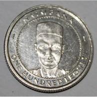SIERRA LEONE - KM 46 - 100 LEONES 1996 - SPL - Sierra Leone