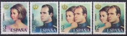 SPANJE - Michel - 1975 - Nr 2195/98 - MNH** - 1931-Aujourd'hui: II. République - ....Juan Carlos I
