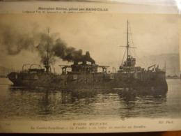 "Contre-torpilleur  ""la Foudre"" - Equipment"