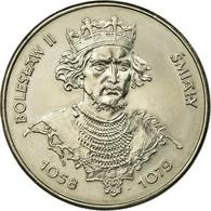 Monnaie, Pologne, King Boleslaw II, 50 Zlotych, 1981, Warsaw, SUP - Pologne