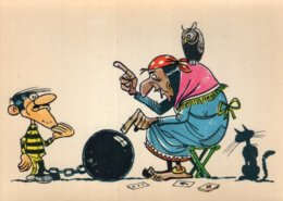 B58013 Cpsm Les Personnages De Spirou - Les Dalton - Cómics
