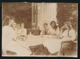 FOTO + - 11 X 8 CM  JAREN 1915 A 1925 - Anonyme Personen