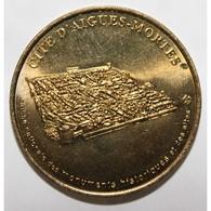 30 - AIGUES MORTES - LA CITÉ - MDP - 2001 - - Monnaie De Paris