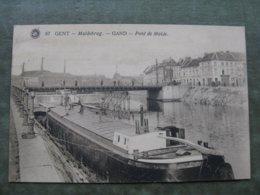 GENT - MUIDEBRUG 1922 - Gent