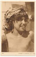 Types D'Orient -  Fillette Arabe - Lehnert & Landrock, Série V, N° 2554 - Tunisie