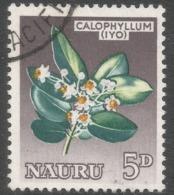 Nauru. 1963-65 Definitives. 5d Used. SG 59 - Nauru