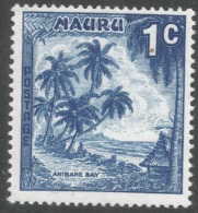 Nauru. 1966 Definitives. 1c MH. SG 66 - Nauru