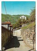 CPM  De  QUERIGUT  (09)  -   ROUZE  -  Le Clocher  -  Chemin   Vauban         //    TBE - Other Municipalities