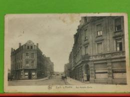 Esch-Alzette, Rue Adolphe Émile - Postales
