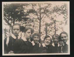 FOTO + - 11 X 8 CM  JAREN 1915 A 1925 - Anonieme Personen