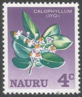 Nauru. 1966 Definitives. 4c MH. SG 69 - Nauru