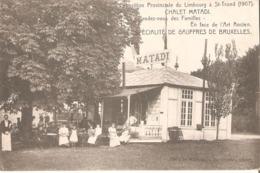 1027) Sint-Truiden - Expo 1907 - Chalet Matadi - Sint-Truiden