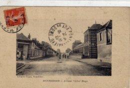 MONTDIDIER  Avenue Victor Hugo - Montdidier