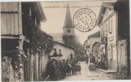 CPA   65 BONNEFONT RUE DE LA POSTE - Autres Communes