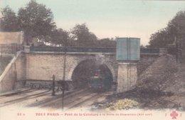 (52)  TOUT PARIS - Pont De La Ceinture (en Couleur) - District 12