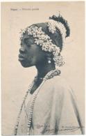 NIGER - Fillette Peuhl - Coiffure, Bijoux - Niger