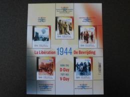 België Belgium 2019 - Tweede Wereldoorlog - 75 Jaar Bevrijding / World War II - 75 Years Liberation 1944 - 2019 - Belgique