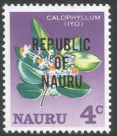 Nauru. 1968 Republic O/P. 4c MH. SG 83 - Nauru