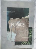 Miller Harris Japan Forage - Advertisings (gazettes)
