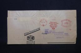 ALLEMAGNE - Bande Journal De Berlin En 1931 Pour Apolda, Affranchissement Mécanique - L 44332 - Deutschland