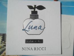 Luna Nina Ricci - Modern (from 1961)