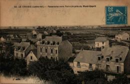 44 - LE CROISIC - Panorama Vers Port-Lin Pris Du Mont-Esprit - Le Croisic