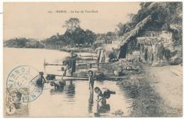HANOI - Le Lac De Truc Bach - Baignade - Viêt-Nam
