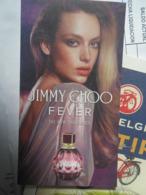 Jimmy Choo  Japan Fever - Cartes Parfumées