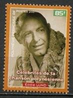 Polynésie Française - Polynesien - Polynesia 2001 Y&T N°638 - Michel N°839 *** - 85f E Lund - Polynésie Française