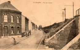 La Croyère, Rue De La Station. Bois D'Haine,Manage,La Louvière. - Manage