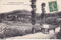 CREUSE SAINT GEORGES NIGREMONT VUE GENERALE - Andere Gemeenten