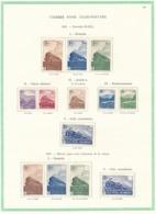 DB-385: FRANCE: Lot Avec Colis Postaux De 1941 à 1945* - Neufs