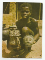 Afrique Ghana Moulages A Cire Perdue Des Ashantis - Ghana - Gold Coast