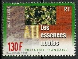 Polynésie Française - Polynesien - Polynesia 2001 Y&T N°648 - Michel N°849 *** - 130f Le Ati - Polynésie Française