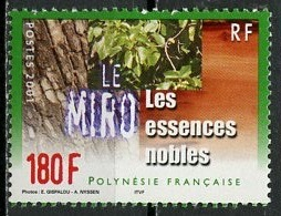 Polynésie Française - Polynesien - Polynesia 2001 Y&T N°649 - Michel N°850 *** - 180f Le Miro - Polynésie Française