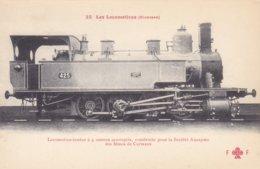 (52)   CARMAUX - Train Des Mines - Carmaux