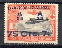 Sello Nº 391  España - 1889-1931 Reino: Alfonso XIII