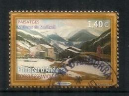 ANDORRA. Paisatges. Molleres De Meritxell.2019   Oblitéré 1 ère Qualité - Used Stamps