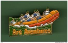 ARC AVENTURES *** 1063 - Canoeing, Kayak