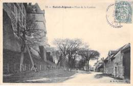 41 - SAINT AIGNAN - Place De La Carrière - CPA - Loir Et Cher - Saint Aignan