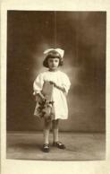 ( CARTE PHOTO ) (ENFANT )( FILLES  ) - Photos