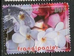 Polynésie Française - Polynesien - Polynesia 2006 Y&T N°775 - Michel N°(?) (o) - 90f Frangipanier - Polynésie Française
