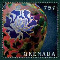 GRENADE Pivoine 2009 1v Neuf ** MNH - Grenade (1974-...)