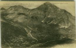 SWITZERLAND - LE MONT GENEVRE PRIS DU JANUS - CHABERTON FORT ITALIEN - EDIT PAP CHAUTARD - 1910s (BG4766) - GE Ginevra