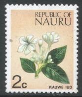 Nauru. 1973 Definitives. 2c MH. SG 100 - Nauru