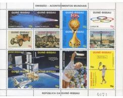 Ref. 280635 * MNH * - GUINEA BISSAU. 1986. INTERNATIONAL EVENTS . ACONTECIMIENTOS INTERNACIONALES - Guinée-Bissau