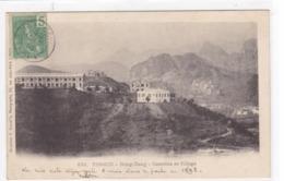 Asie - Tonkin - Dong-Dang - Casernes Et Village - Viêt-Nam