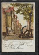 AK 0337  Hamburg - Wandbereiterbrook / Künstlerlitho V. Carl Biese Um 1899 - Mitte
