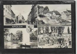 AK 0337  Apolda / Ostagie , DDR Um 1970 - Apolda