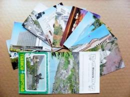 Postal Stationery Cards In Folder Ussr Georgia Tbilisi 1979.04.12 - Georgië